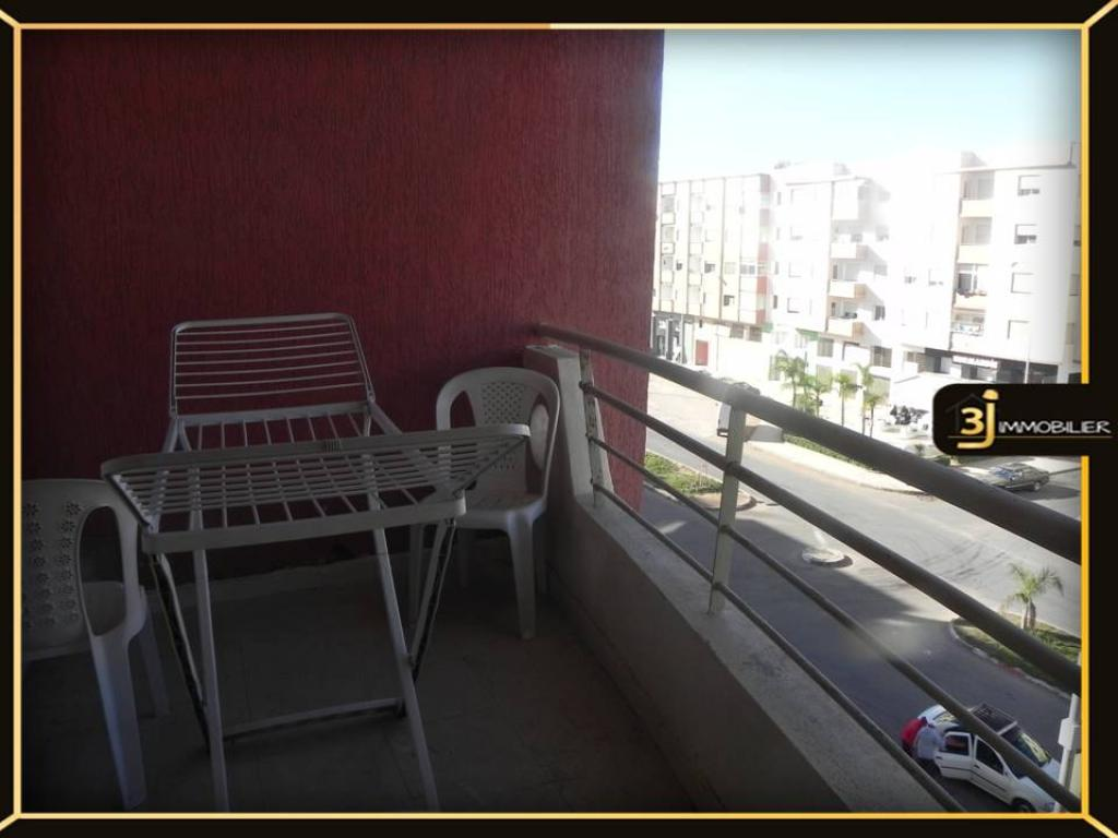 Appartement en location el jadida 2800 dh for Appartement meuble a louer a el jadida