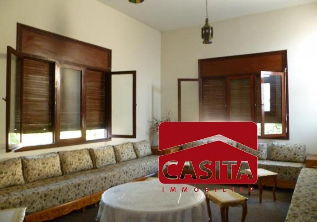 Villa house for sale en rabat 21500000 dh for Bail location maison