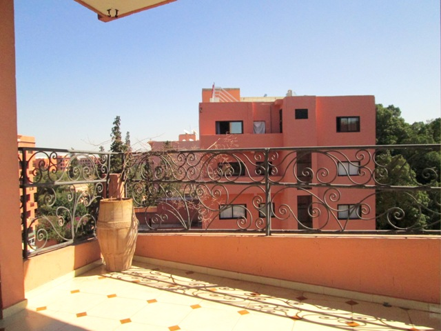 Appartement en location à gu�liz, marrakech6500gu�liz, marrakech6500