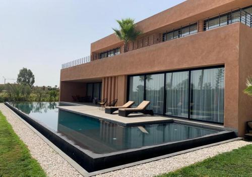 Villa - Maison en location à Marrakech 70 000 DH