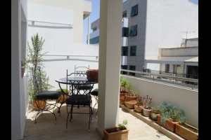 Appartement -Terrasse en location à hassan, rabat12500hassan, rabat12500