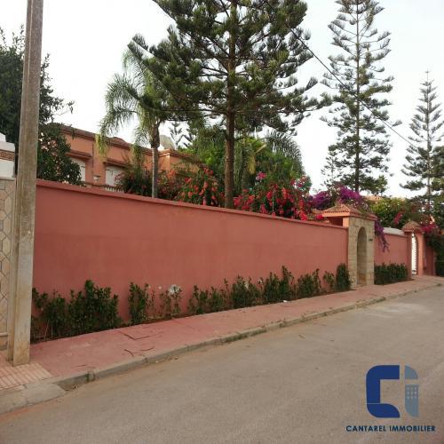 Villa - Maison à vendre à rabat15000000rabat15000000