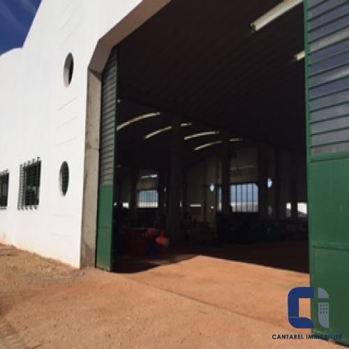 Entrepôt - Local Industriel en location à casablanca - dar el beida180000casablanca - dar el beida180000