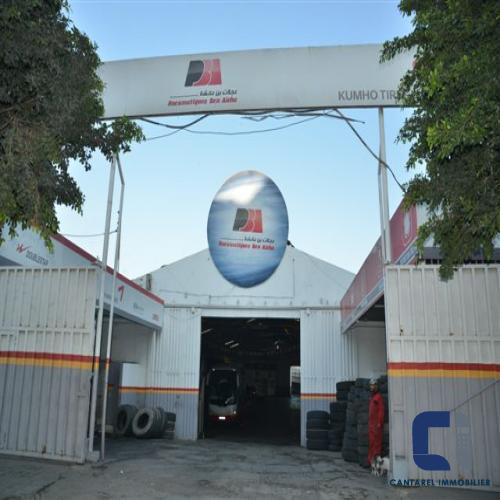 Local Commercial à vendre à casablanca - dar el beida36830000casablanca - dar el beida36830000