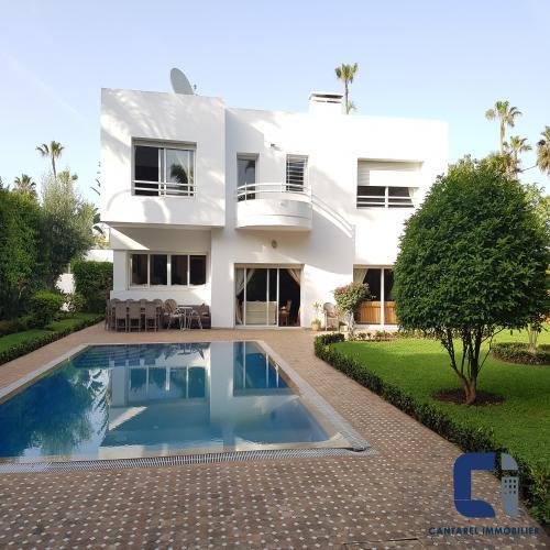 Villa - Maison à vendre à casablanca - dar el beida24000000casablanca - dar el beida24000000