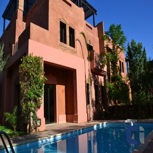 Villa - Maison en location à marrakech19000marrakech19000