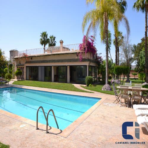 Villa - Maison à vendre à marrakech33000000marrakech33000000