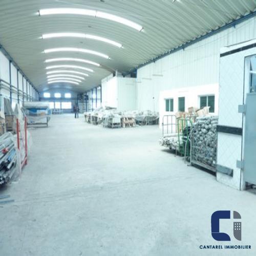 Entrepôt - Local Industriel en location à casablanca - dar el beida350000casablanca - dar el beida350000