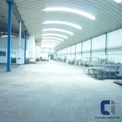 Entrepôt - Local Industriel en location à casablanca - dar el beida70000casablanca - dar el beida70000