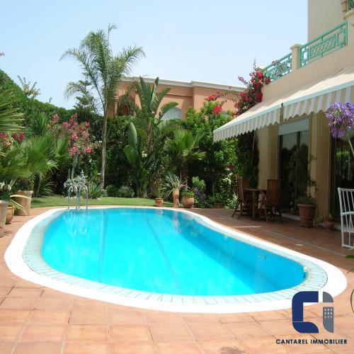 Villa - Maison à vendre à casablanca - dar el beida6800000casablanca - dar el beida6800000