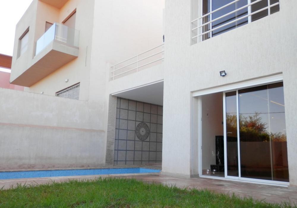 Villa maison en location marrakech 17500 dh - Location maison avec piscine marrakech ...
