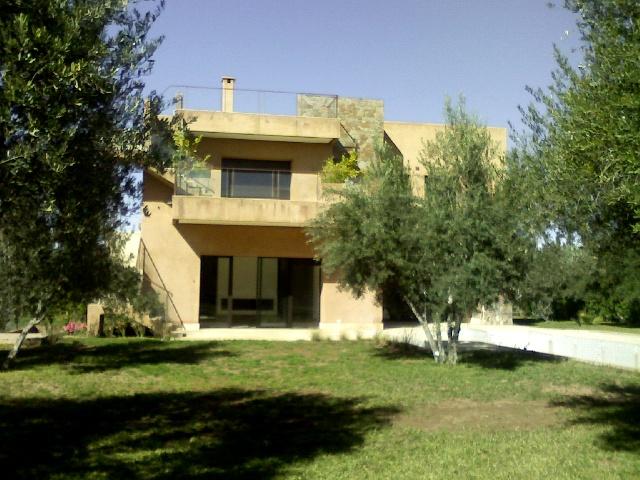Villa - Maison en location à route de fes, marrakech40000route de fes, marrakech40000