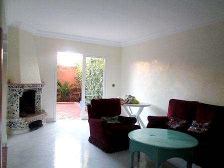 Villa - Maison en location à targa, marrakech8500targa, marrakech8500